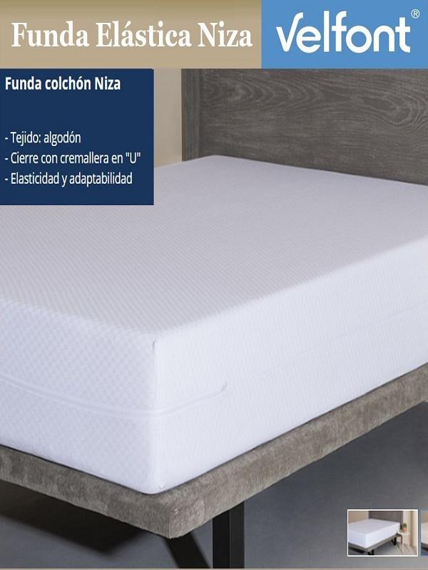FUNDA DE COLCHON NIZA LYCRA
