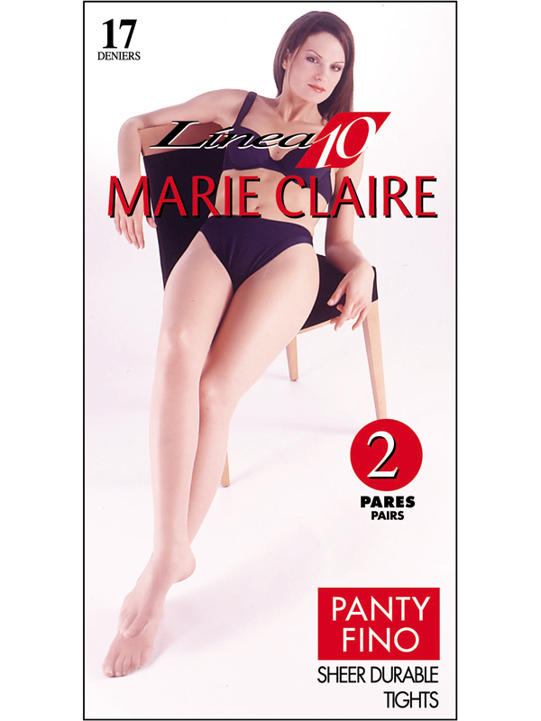 MARIE CLAIRE  PANTY M.CLAIRE 004110 PACK-2