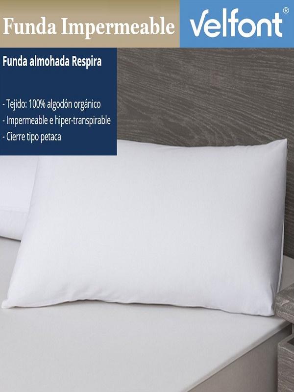 FUNDA ALMOHADA RESPIRA 309010