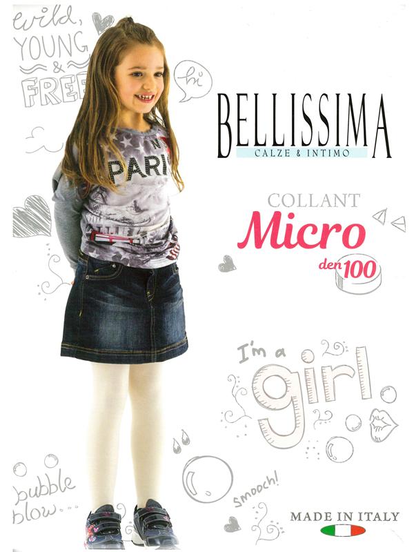 BELLISIMA  PANTY BELLISSIMA NIÑA MICRO100