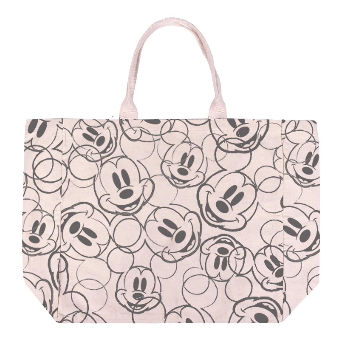 Bolso Asas Algodón Mickey 2133